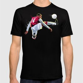 Thank you Thierry! T-shirt