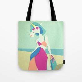 Summer Unicorn Still Here Tote Bag