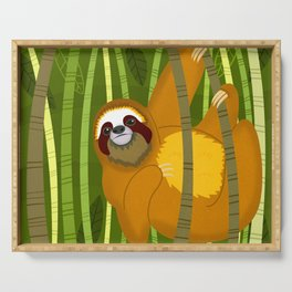 Sloth Serving Tray