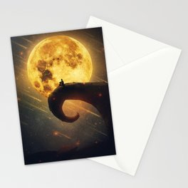 magic dreamland Stationery Cards