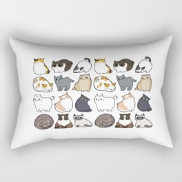 Cats Cats Cats Rectangular Pillow