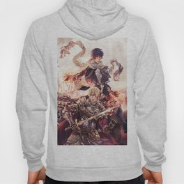 BBC Merlin: this is war but i've got your back Hoody