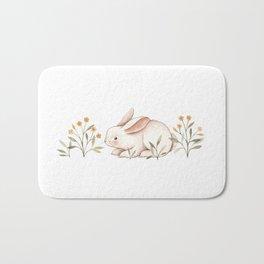 Blossom Bunny Bath Mat