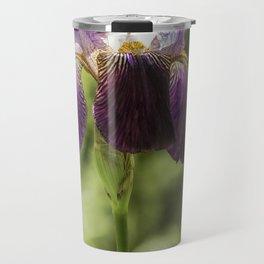 Spring Iris Travel Mug