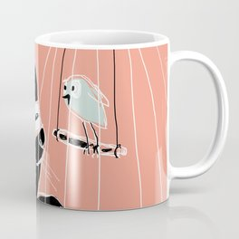 Kitty Bandit Coffee Mug