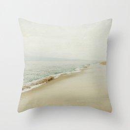 Kaanapali Alii Kahekili Nui Ahumanu Beach Maui Hawaii Throw Pillow