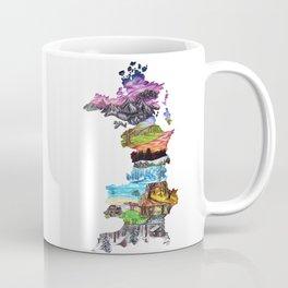 Prythian Coffee Mug