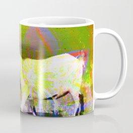 goat flower Coffee Mug