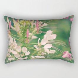 Bee Balm Rectangular Pillow