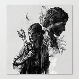 The Last of Us Part II Canvas Print