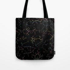 Physics: Feynman Diagrams Tote Bag