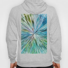 481 Abstract Orb Design Hoody