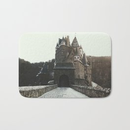 Finally, a Castle - landscape photography Bath Mat