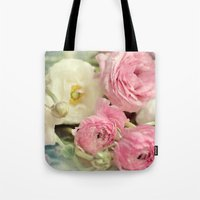 poetry Tote Bags featuring poetry by Sylvia Cook Photography