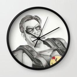 Watchmen The Comedian Wall Clock