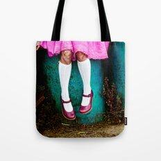 I am so girly Tote Bag