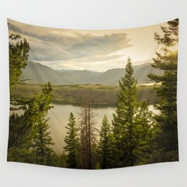 Colorado Drive Wall Tapestry