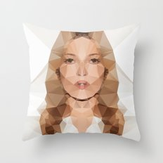 k 2 Throw Pillow