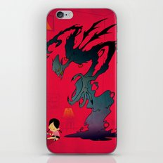 Mister Boogey iPhone & iPod Skin