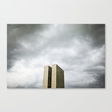 Brasilia, Brazil  Canvas Print