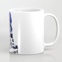 clusters and pretty girls Coffee Mug