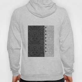 Lacing . 1 . Black and white snake. l Hoody