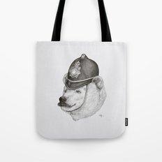 Bearly Legal Tote Bag