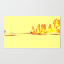 From vodka to zippo with olympics firestarter Canvas Print