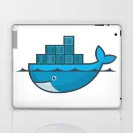 Docker Laptop & iPad Skin
