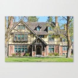 House Series III Canvas Print
