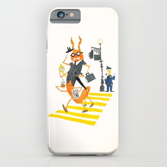 The Centipede Human iPhone & iPod Case