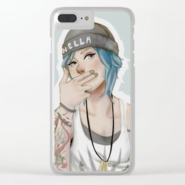 Chloe Price~ Clear iPhone Case