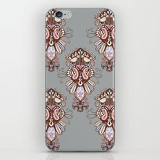 Harmony Grey iPhone & iPod Skin