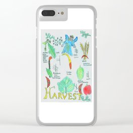 Harvest Energy Clear iPhone Case