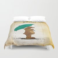 wildlife Duvet Covers featuring Wildlife by AhaC