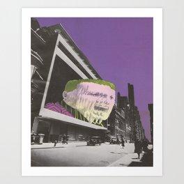 Dystrophy Art Print