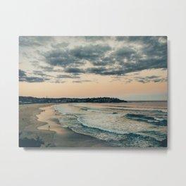 Australian landscapes - Bondi Beach Metal Print