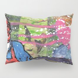 Demon Jaques and the Julia Specter Pillow Sham
