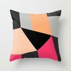 Fields 1 Throw Pillow