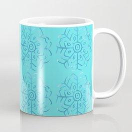 Winter/Christmas - Snow Crystals V.10 Coffee Mug