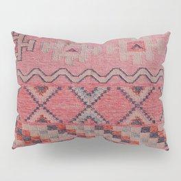 V21 New Traditional Moroccan Design Carpet Mock up. Pillow Sham