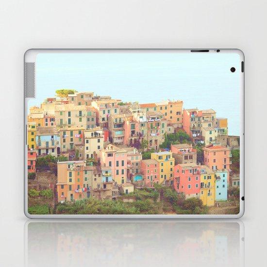 Colorful Houses Laptop & iPad Skin