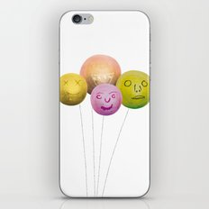 Happy Balloons iPhone & iPod Skin