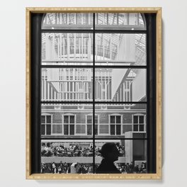 Amsterdam Window Serving Tray