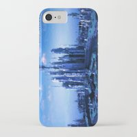 stargate iPhone & iPod Cases featuring The lost city by Samy