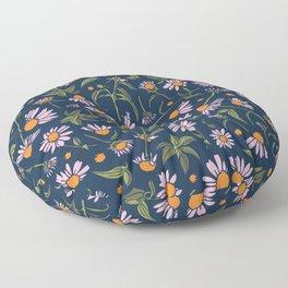 Summer Daisy Floor Pillow