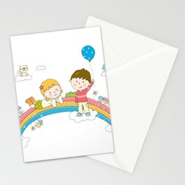 4 The Kidz #𝚂𝚘𝚌𝚒𝚎𝚝𝚢𝟼 𝙶𝚘𝚍 Steve On The Beach Collaborations Stationery Cards