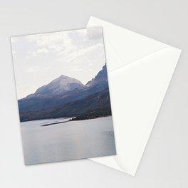 Sun Point, Glacier National Park, 35mm Stationery Cards