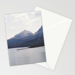 Sun Point, Glacier National Park, 35mm Stationery Cards