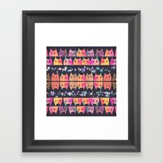 cat-269 Framed Art Print
